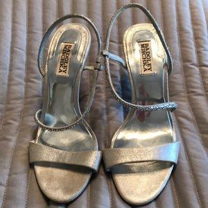 Badgley Mischka heels.